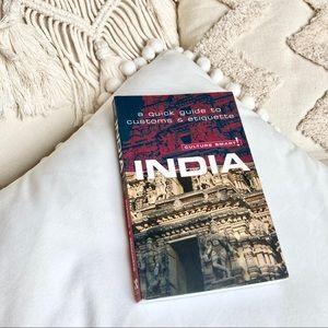 CULTURE SMART INDIA Customs & Etiquette Guide Book